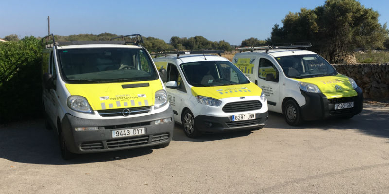 Digital Investigation Services Fleet