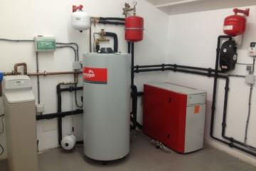 Calefacción Central y Calderas