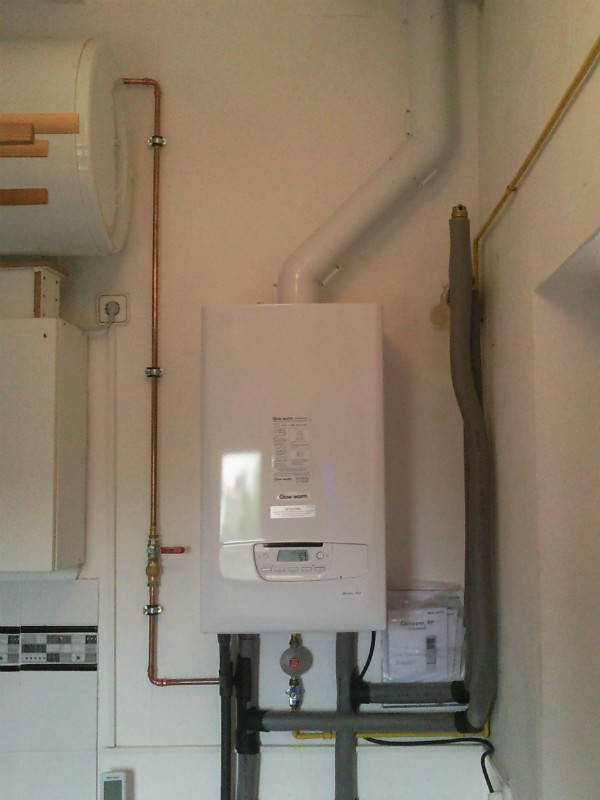 Central Heating Amp Boilers Plumbing Menorca