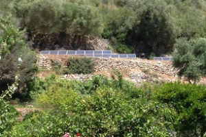 Very Large Capacity Solar Panel Installation, Menorca