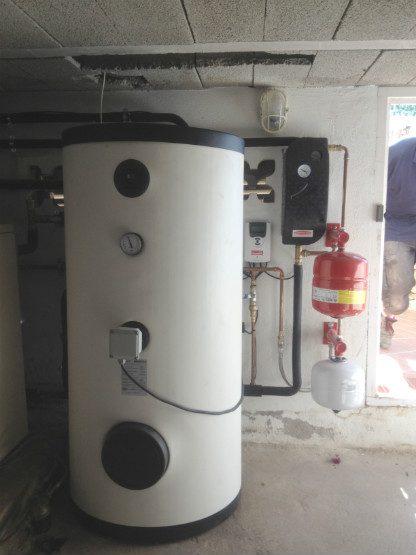 Boiler room, Menorca