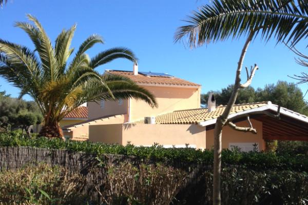 Solar Panel Installation Plumbing Menorca