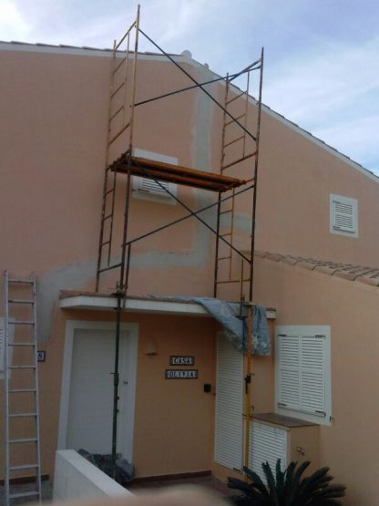Solar Panel Installation, Menorca