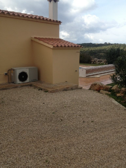 Swimming pool cover, Menorca